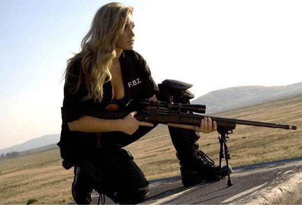 Oxu.az - Лучшие снайперы – это женщины?