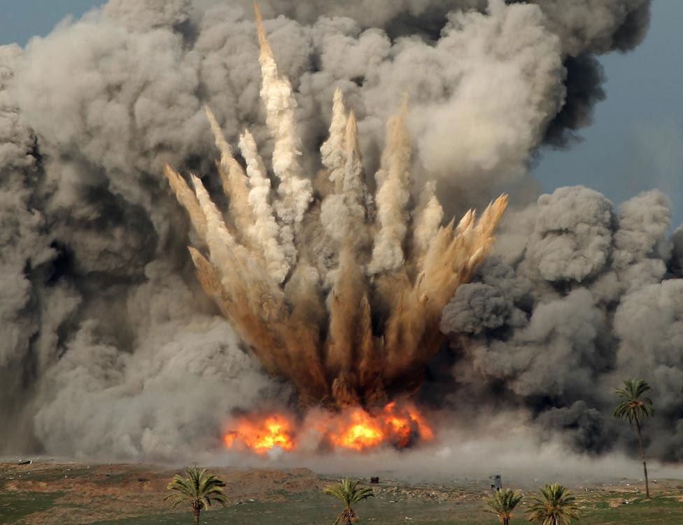 Картинки взрывов ракет
