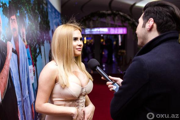 Oxu.az - Азербайджанская актриса поразила своим появлением – ФОТО