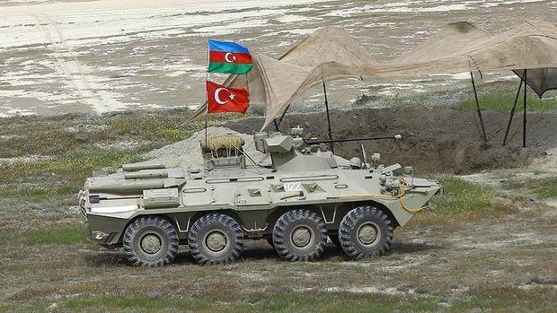 Oxu.az - Azərbaycan və Türkiyə ordusu birgə təlim keçirib