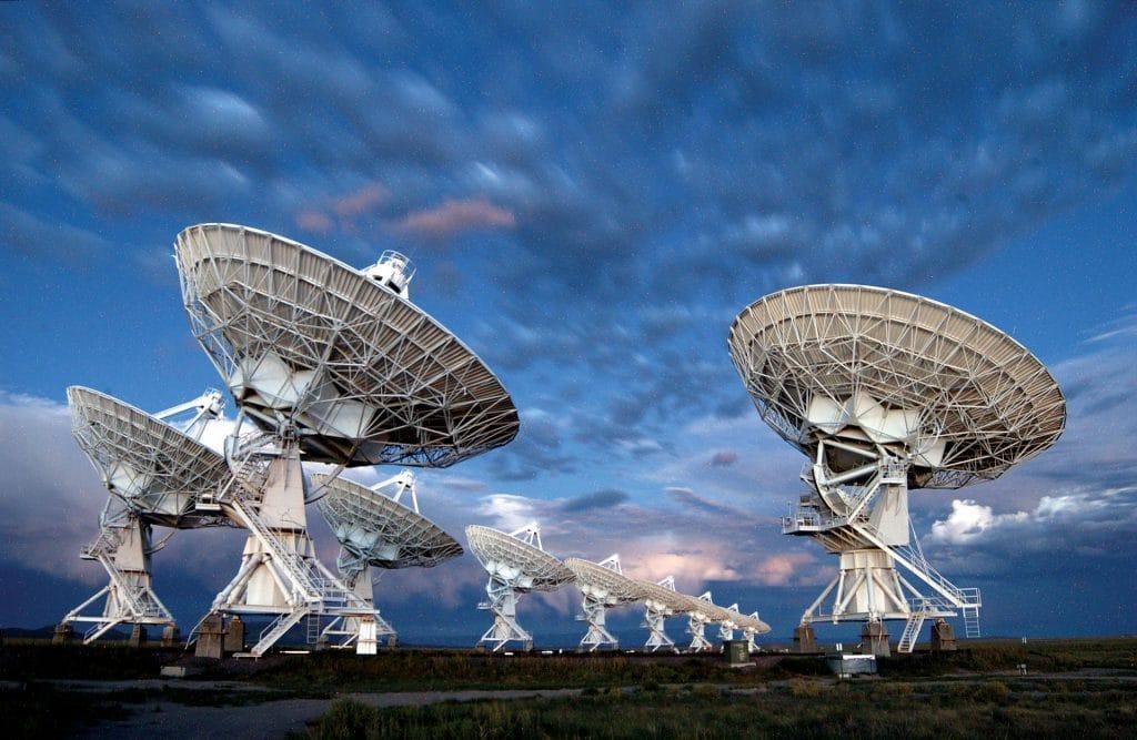 картинка в радиотелескопе всего, следует помнить