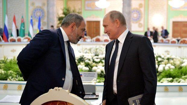 Oxu.az - Paşinyan Moskvaya niyə çağırılıb? - ALTI SƏBƏB