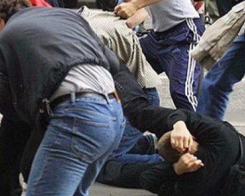 Qazaxıstanda ermənilər azərbaycanlılara hücum etdi, ölən və yaralananlar var - FOTO