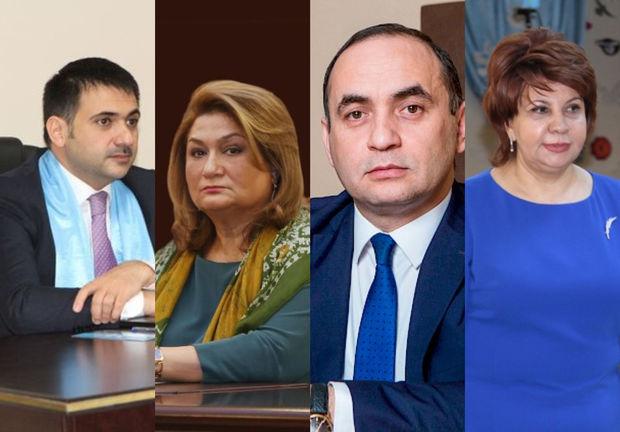 """Onlar deputat seçildiklərinə görə vəzifələri ilə """"vidalaşdılar"""" - ADLAR"""