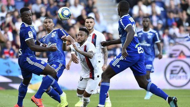 Fransada futbol yarışları təxirə salındı