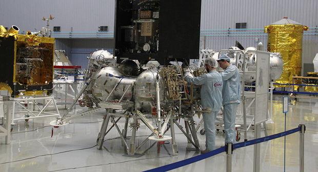 Rusiya ilk dəfə Aya kosmik aparat göndərəcək