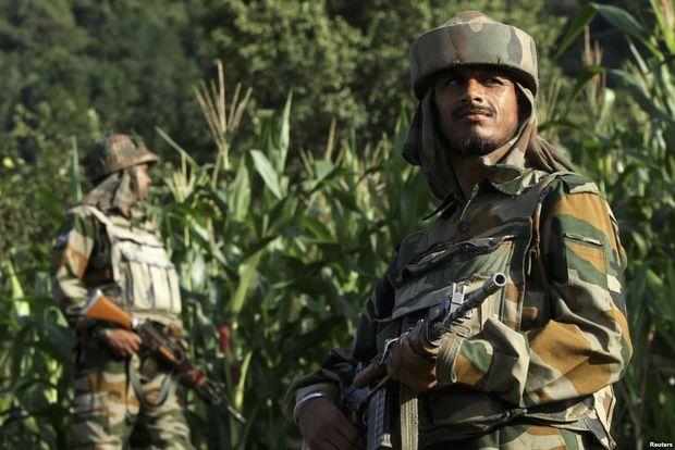 Hindistan ordusunda koronavirus aşkarlandı