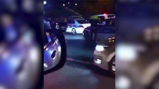Avtoxuliqanlıq edən dörd nəfər saxlanıldı, 30 sutka cəza - VİDEO