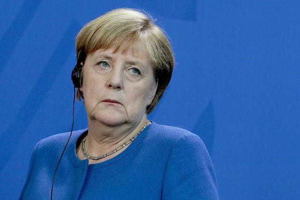 Angela Merkel koronavirus şübhəsi ilə karantinə alındı
