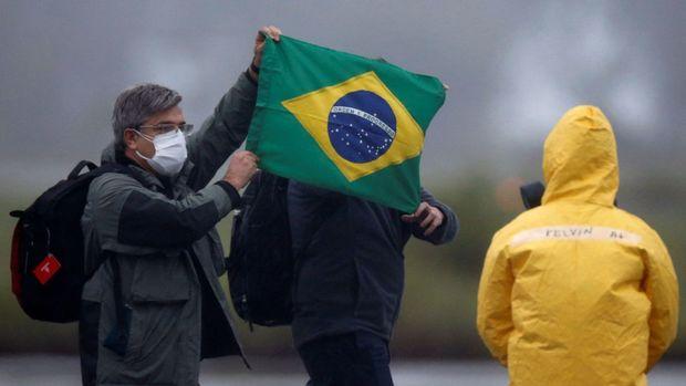 Braziliyada koronavirusdan ölənlərin sayı 25 nəfərə çatdı