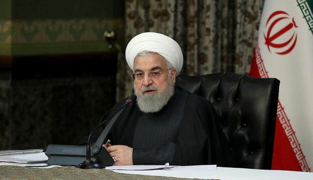 """Ruhani: """"İranda koronavirusa yoluxma və ölüm halları azalıb"""""""
