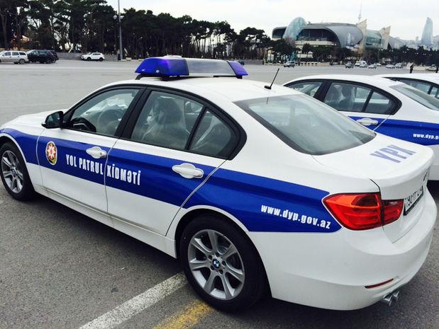 DYP xüsusi karantin rejimini pozan sürücülərə xəbərdarlıq etdi