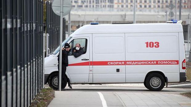 Rusiyada koronavirusa yoluxanların sayı min nəfəri keçdi