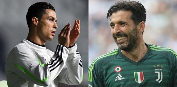 Ronaldu və Buffon maaşlarının azaldılmasına razılıq verdilər