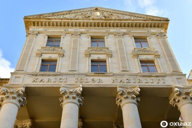 XİN Azərbaycanlıların Soyqırımı Günü ilə əlaqədar bəyanat yayıb