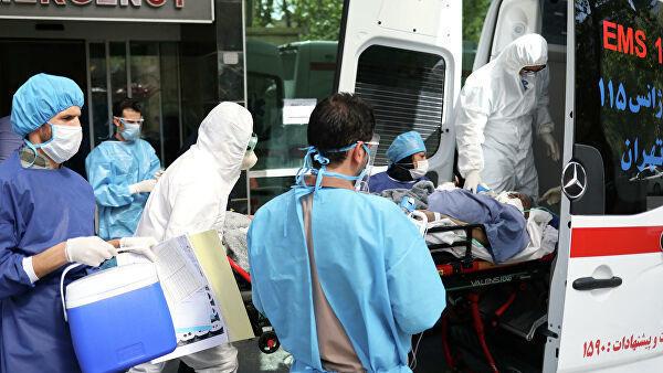 İranda koronavirusdan rekord sayda ölüm qeydə alındı