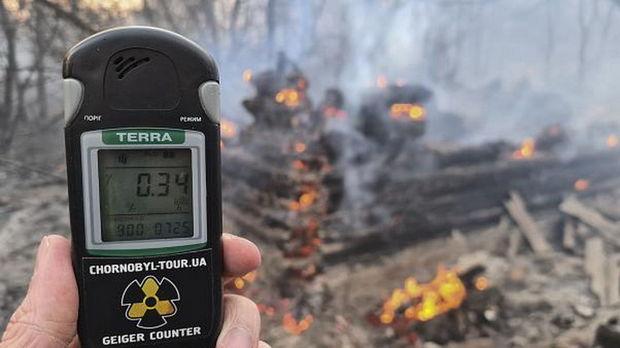 Çernobılda daha bir dəhşət: Radiasiya yenidən 16 dəfə yüksəldi - VİDEO