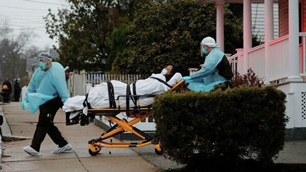 ABŞ-da sutka ərzində koronavirusdan rekord sayda insan öldü