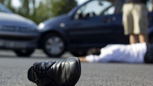 Bakıda 28 yaşlı kişini avtomobil vurdu