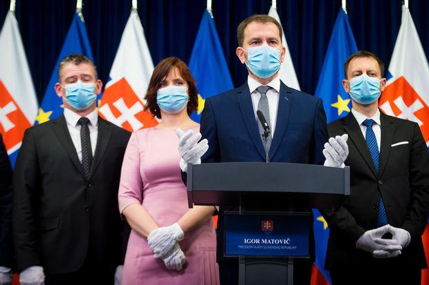 Slovakiyada karantin rejimi yumşaldılacaq