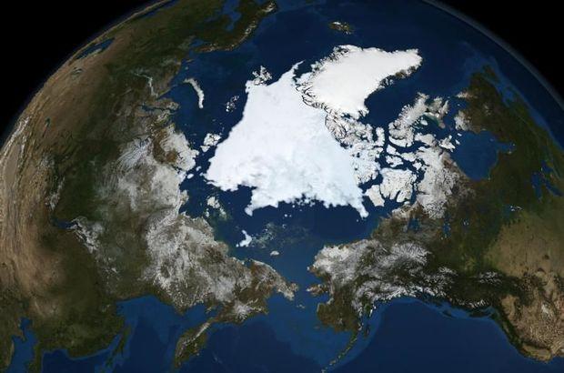 Şimal Buzlu okean buzsuz qala bilər