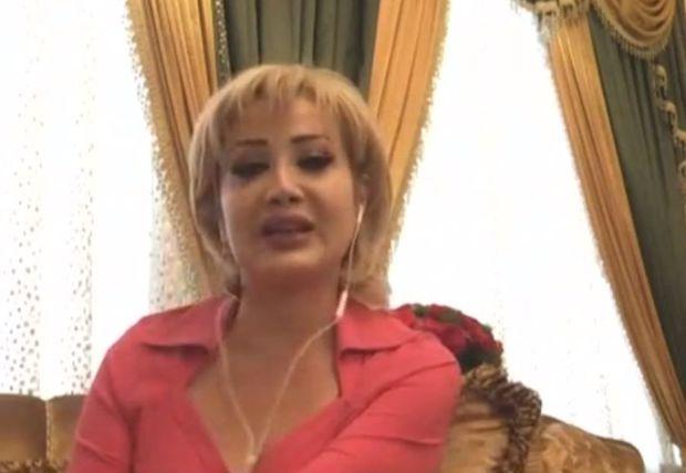 """Xalq artisti Məleykə Əsədova: """"53 yaşımda ilk dəfə qızım tort bişirdi"""" - Vİ ..."""