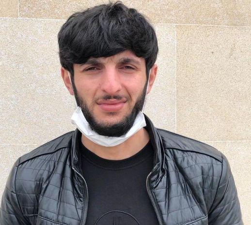 Bakıda karantin rejimini pozan şəxs həbs edildi