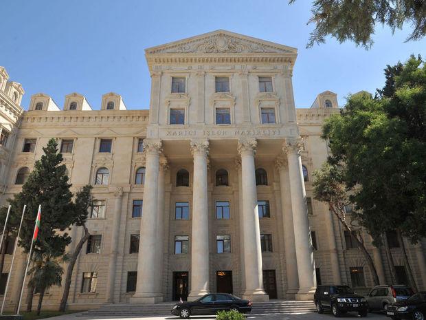 Azərbaycan XİN Ermənistanın bəyanatına cavab verdi