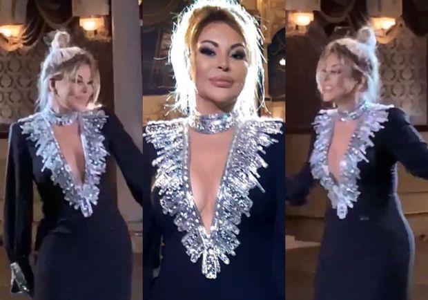 Aygün Kazımova yeni görünüşü ilə gündəmə damğa vurdu - FOTO