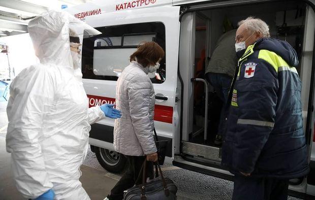 Moskvada koronavirusdan rekord sayda insan vəfat etdi
