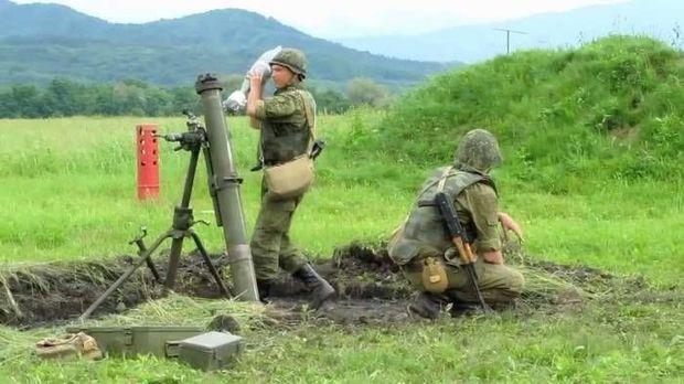 Düşmən atəşkəsi pozdu, ordumuz minaatanlarla qarşılıq verdi