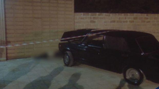 Bakıda kişi bacısının sevgilisini maşınla əzərək öldürdü - VİDEO