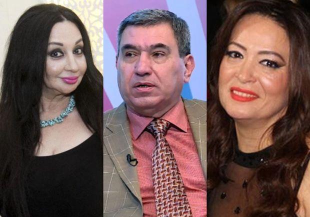 """Prezident mükafatına layiq görülən sənətkarlar: """"Sevincimizin həddi-hüdudu  ..."""