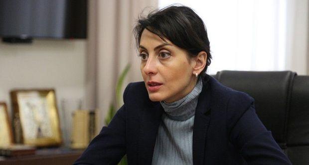 """Xatia Dekanoidze: """"Mixail Saakaşvili Ukraynada islahatları gücləndirəcək"""" - MÜSAHİBƏ"""
