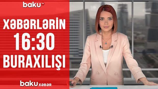 Oxu Az Baku Tv Də Xəbər Vaxtidir Video