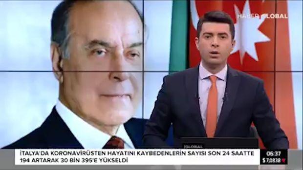 Türkiyə televiziyası Heydər Əliyevə həsr olunmuş süjet hazırlayıb - VİDEO