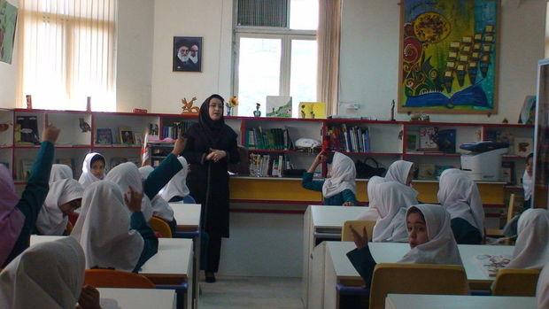 İranda orta məktəblərdə dərslər bərpa edilir