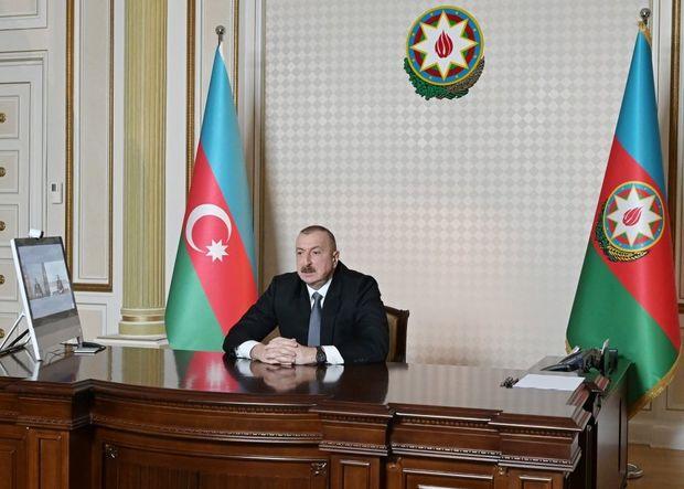İlham Əliyev yeni təyin edilən icra başçısını videoformatda qəbul etdi - FO ...