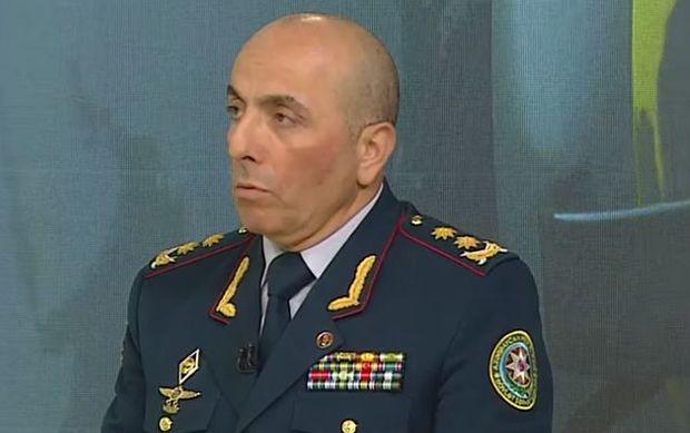 DTX-nin saxladığı general kimdir? - FOTO