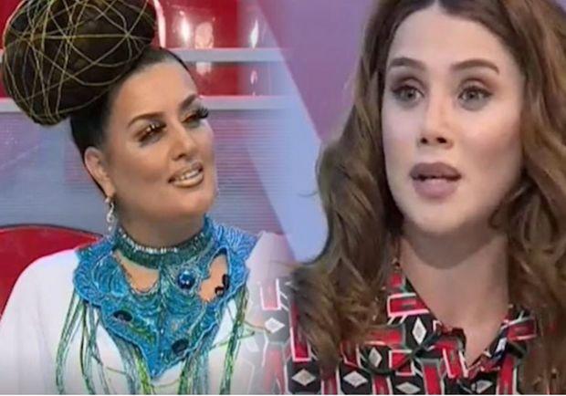 ARB TV-nin canlı yayımında dava: Elza Seyidcahan efiri tərk etdi - VİDEO
