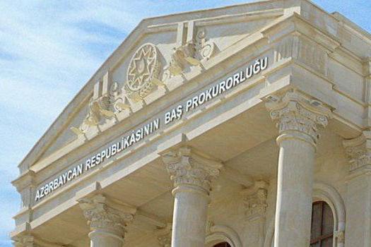 Baş Prokurorluqdan Goranboy rayon sakininin döyülməsi iddiaları ilə bağlı A ...