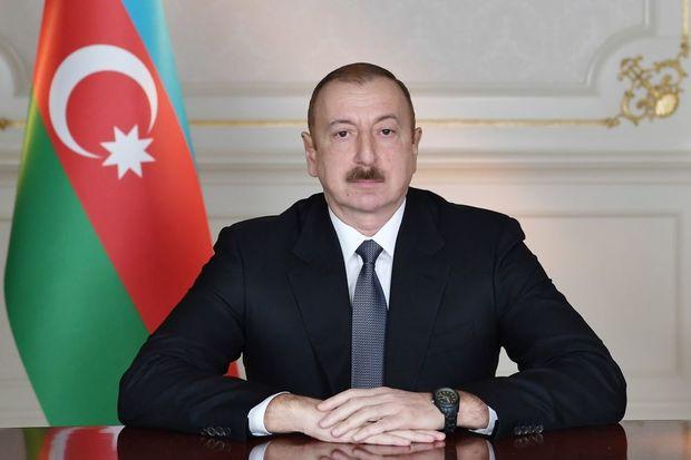İlham Əliyev Azərbaycan xalqını təbrik etdi