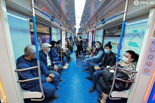 Bakı metrosunda karantin qaydaları niyə pozulur?