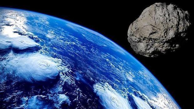Potensial təhlükəli asteroid Yerə yaxınlaşır