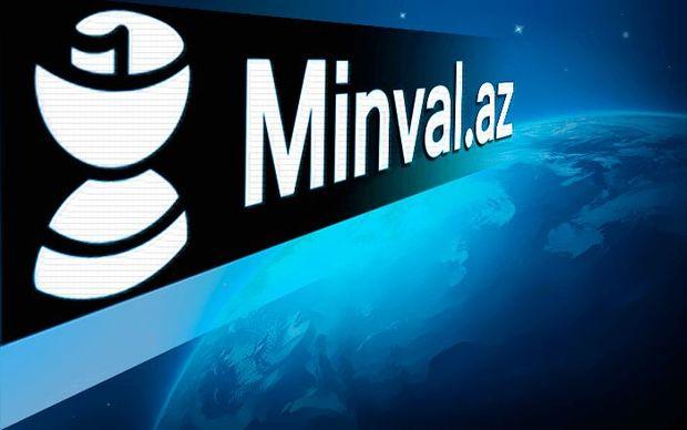 """494 Audio   Virtual karabakhyuxarı """"Minval.Az"""" saytı fəaliyyətini qeyri-müə ..."""