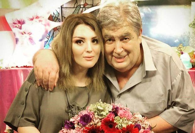 """Mərhum Xalq artistinin müğənni qızı: """"Atam şəxsi həyatında bir kişi kimi xo ..."""