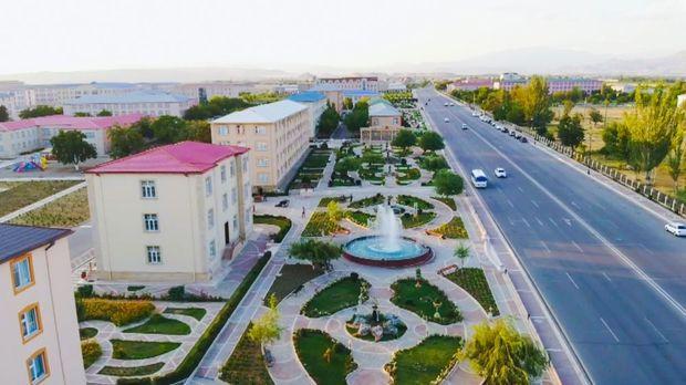Naxçıvanda zabitlərə mənzillər təqdim edilib - FOTO