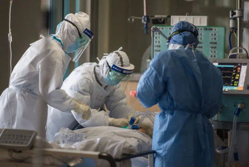 Koronaviruslu analardan dünyaya gələn körpələr - VİDEO