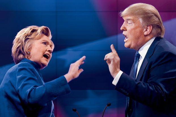 """Klinton özünü Trampla müqayisə etdi: """"Pandemiyanın öhdəsindən daha yaxşı gə ..."""