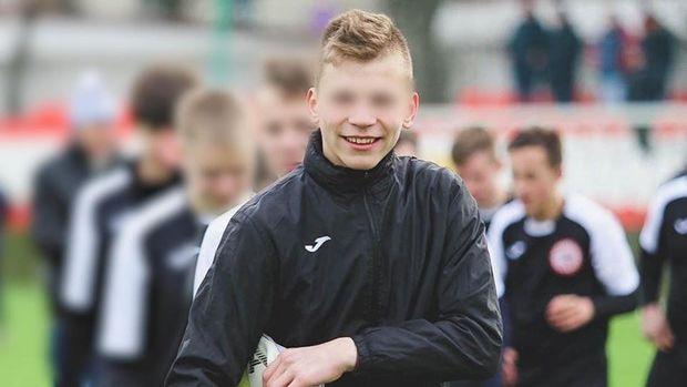 16 yaşlı futbolçunu məşq vaxtı ildırım vurdu